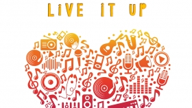 Neu in der DJ-Promo: Karsten Kiessling feat. Zach Alwin - Live it up