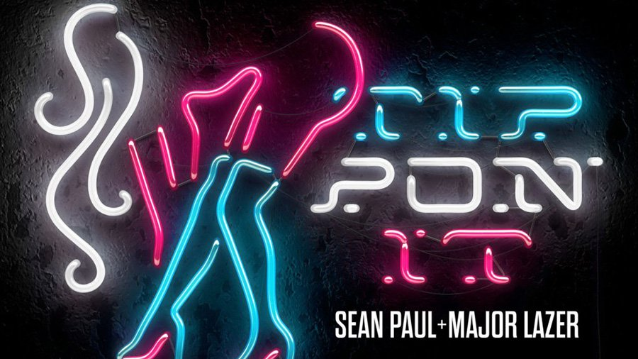 Musikvideo » Sean Paul & Major Lazer - Tip Pon It