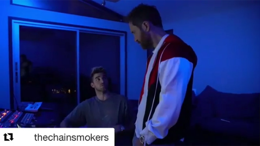 The Chainsmokers & David Guetta arbeiten an möglicher Collab?