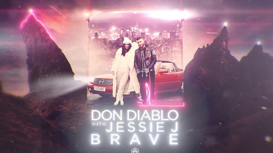 Don Diablo ft. Jessie J - Brave