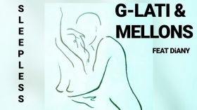 Neu in der DJ-Promo: G-Lati & Mellons feat. Diany - Sleepless Nights