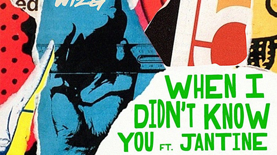 WizG feat. Jantine - When I Didn't Know You