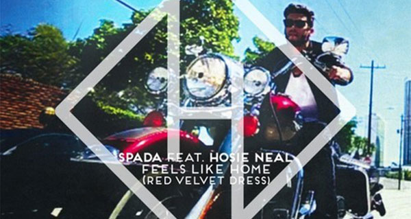 Spada feat. Hosie Neal - Feels Like Home (Red Velvet Dress) [Bakermat Remix]