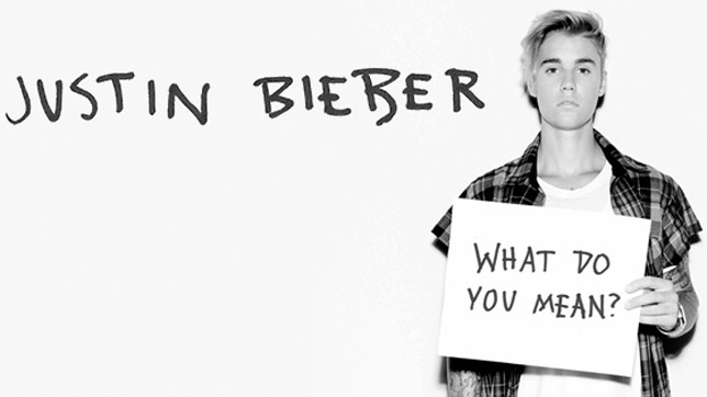 Justin Bieber - What Do You Mean [prod. by Skrillex]
