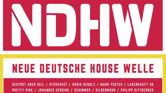 NDHW - Neue Deutsche House Welle - Vol. 2