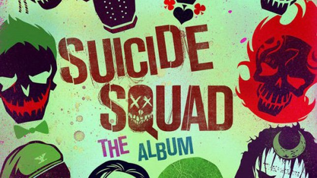 Suicide Squad: The Album » [Soundtrack Tracklist]
