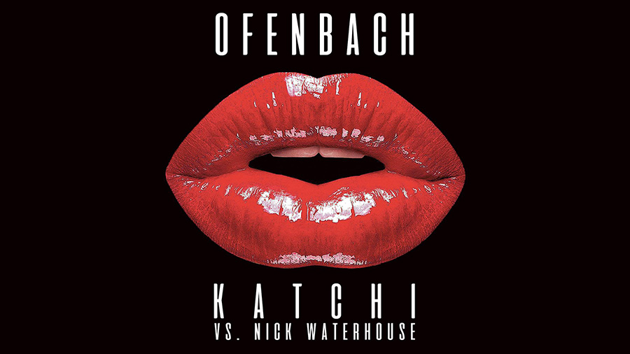 Ofenbach vs. Nick Waterhouse - Katchi