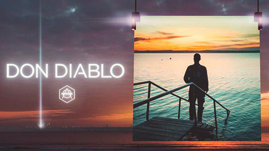 Don Diablo feat. Alex Clare - Heaven To Me