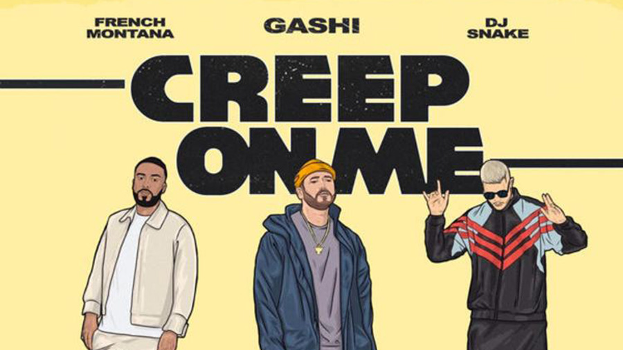 GASHI feat. French Montana & DJ Snake - Creep On Me