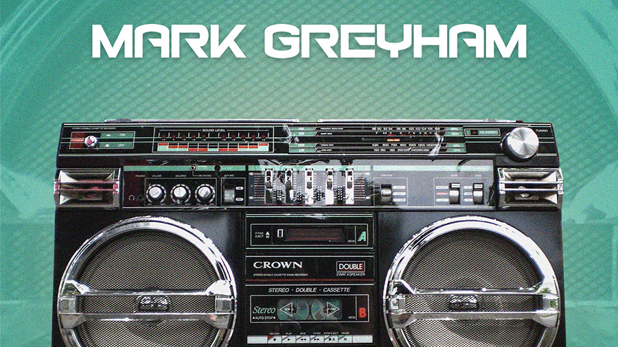 Mark Greyham - Ghettoblaster