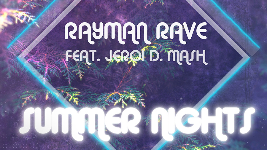 Rayman Rave feat. Jeroi D. Mash - Summer Nights
