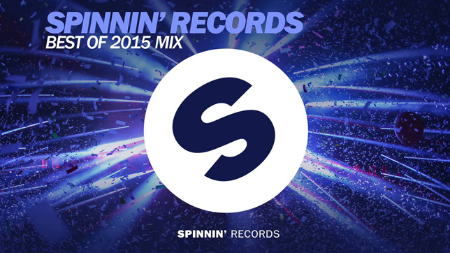 Spinnin' Records - Best Of 2015 - Yearmix