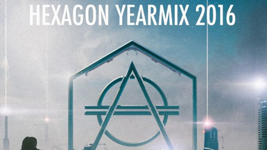 Hexagon Records - Yearmix 2016