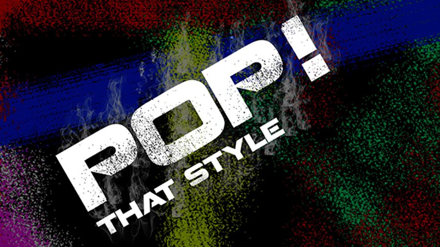 Jerome Klark - Pop! The Style
