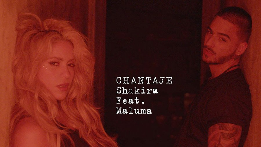 Musikvideo » Shakira - Chantaje