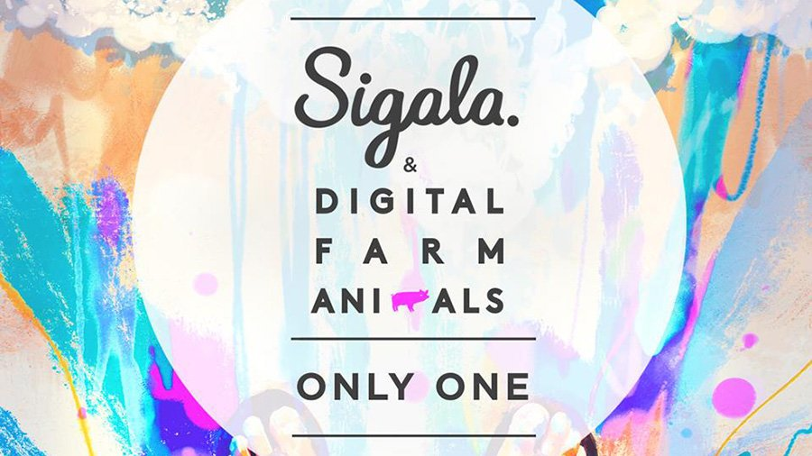 Sigala & Digital Farm Animals - Only One