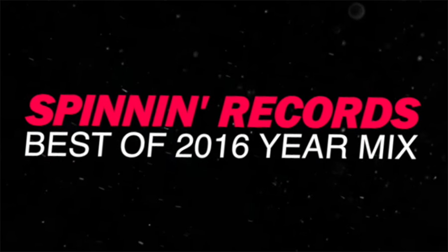 Spinnin' Records - Best Of 2016 Yearmix » [Tracklist]