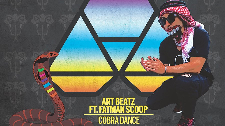 Art Beatz ft. Fatman Scoop - Cobra Dance