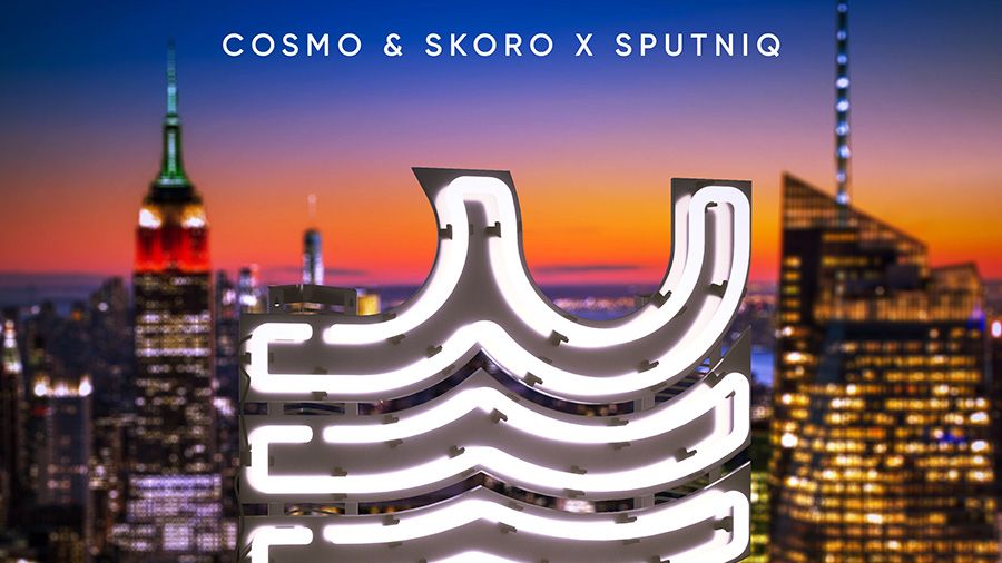 Cosmo & Skoro x Sputniq - Switch
