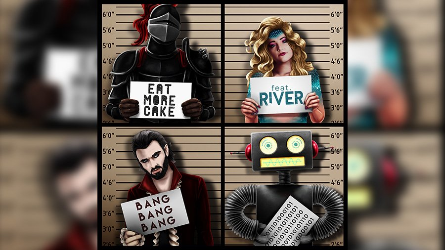 Eat More Cake - Bang Bang Bang (feat. River)