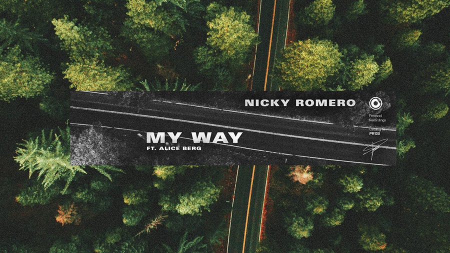 Nicky Romero - My Way (ft. Alice Berg)