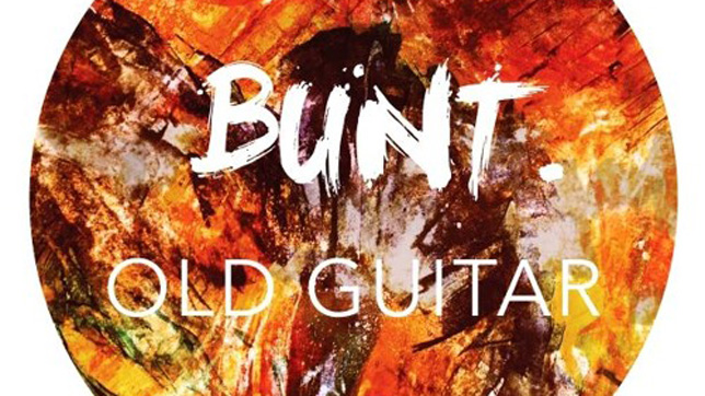 BUNT. - Old Guitar
