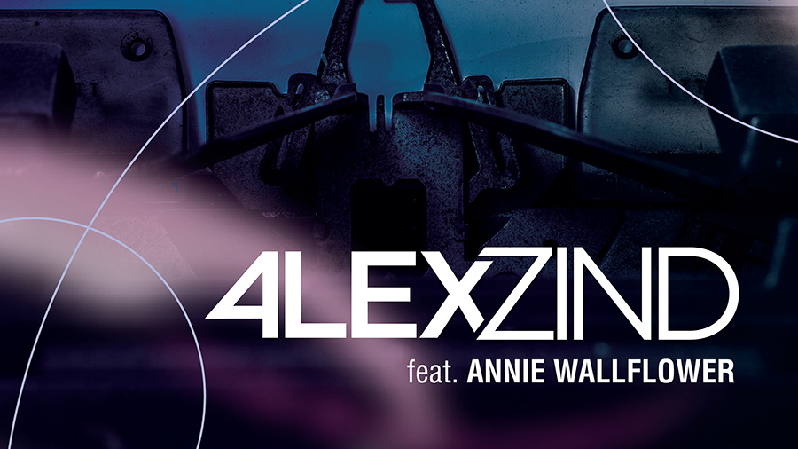 Alex Zind feat. Annie Wallflower - More Than Words