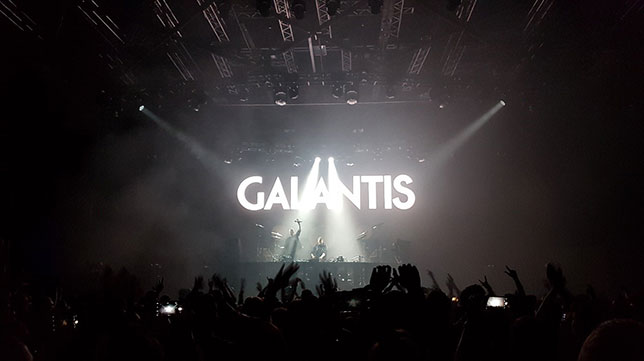 Galantis – The Aviary Tour