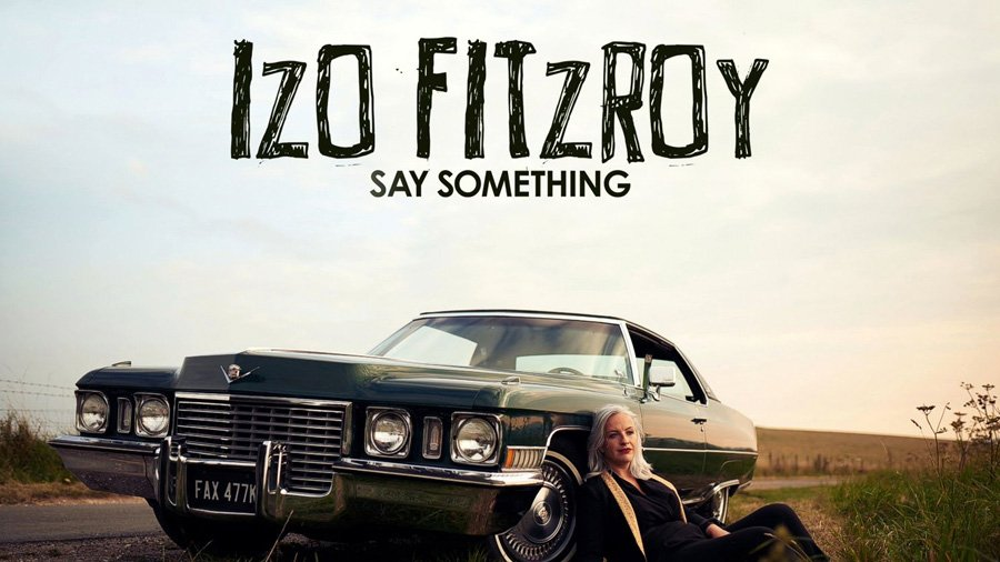 Izo FitzRoy - Say Something (incl. Animist Remix)