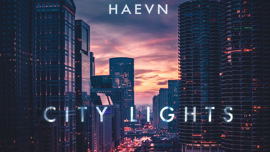 HAEVN - City Lights (LVNDSCAPE REMIX)