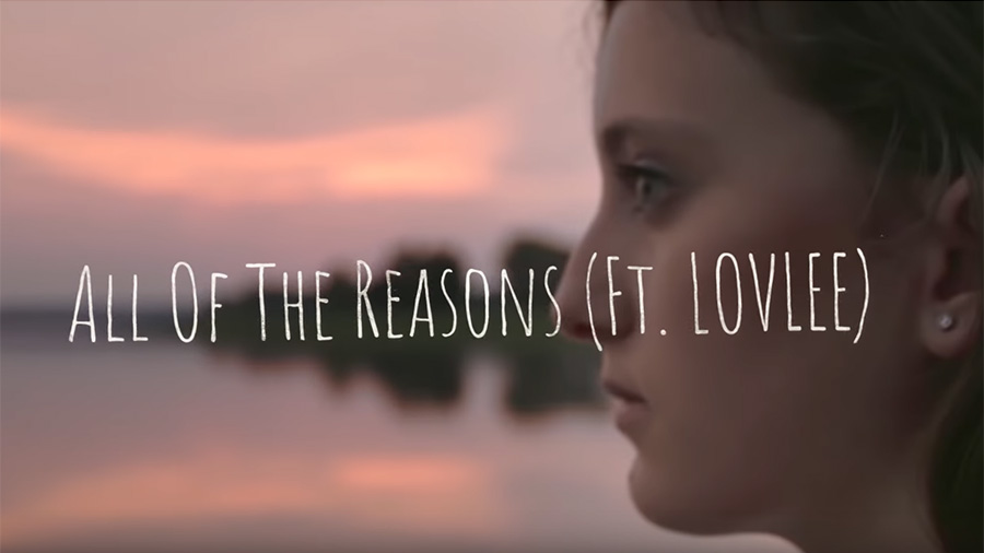 Wish I Was feat. Lovlee - All Of The Reasons