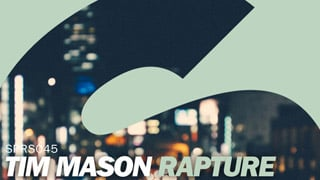 Tim Mason - Rapture