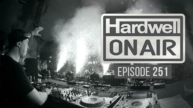 Hardwell On Air 251 » [Tracklist]