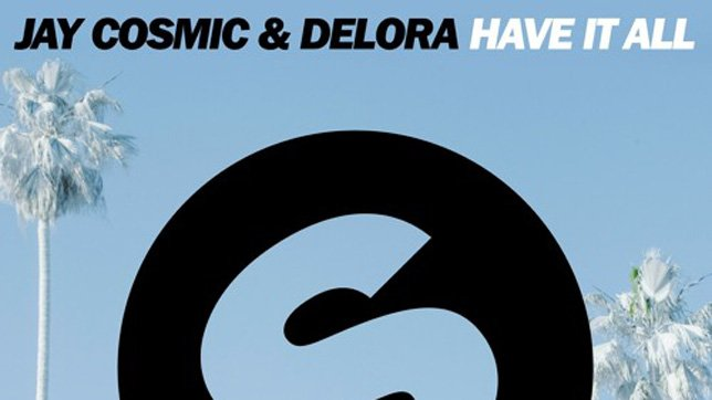 Jay Cosmic feat. Delora - Have It All