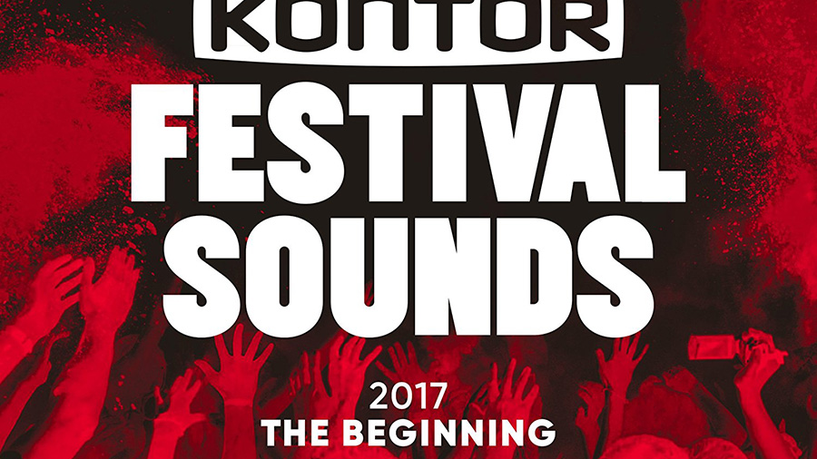 Kontor Festival Sounds 2017 - The Beginning [Tracklist + Minimix]
