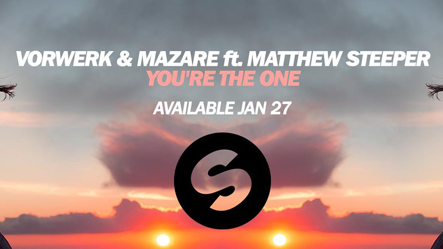 Maarten Vorwerk & Mazare feat. Matthew Steeper - You're The One