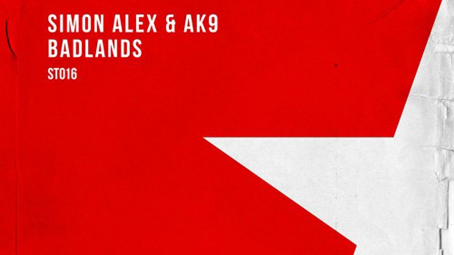 Simon Alex & AK9 - Badlands