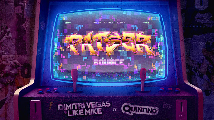 Dimitri Vegas & Like Mike vs. Quintino - Patser Bounce