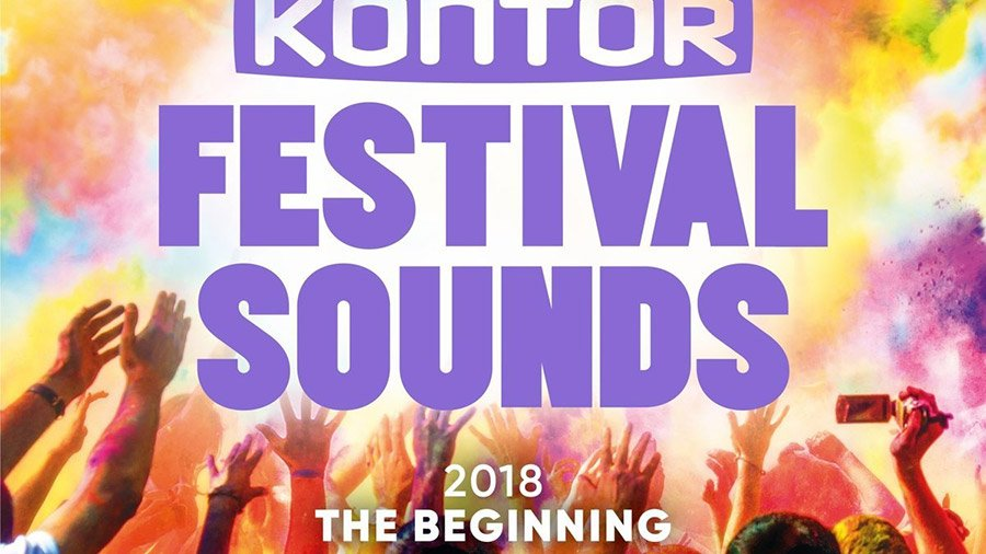 Kontor Festival Sounds 2018 - The Beginning