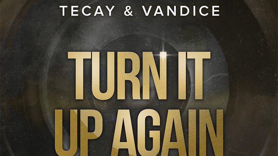 TeCay Vandice - Turn It Up Again