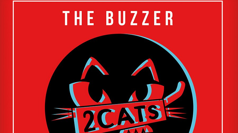 2cats - The Buzzer EP