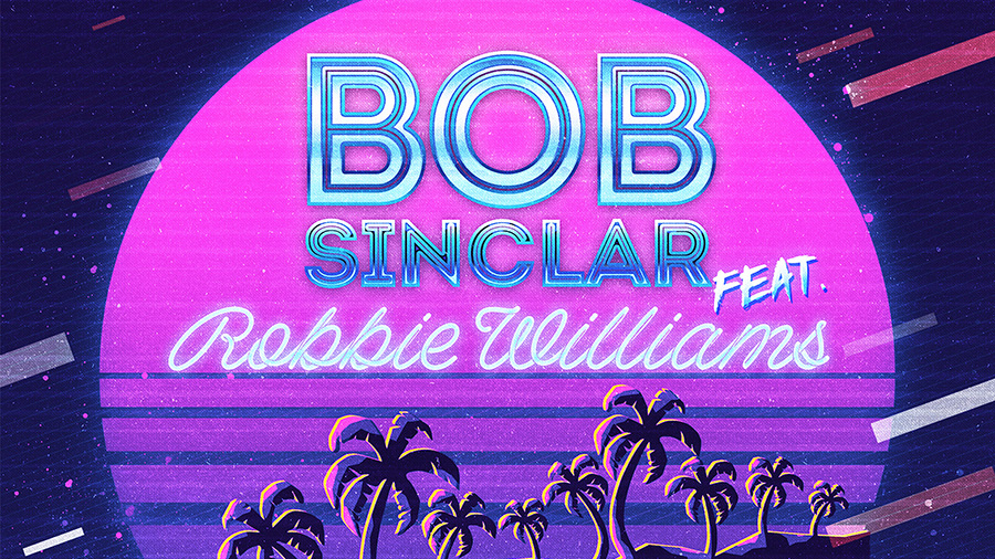 Bob Sinclar feat. Robbie Williams - Electrico Romantico