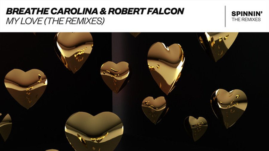 Breathe Carolina & Robert Falcon - My Love (Asketa & Natan Chaim Remix)