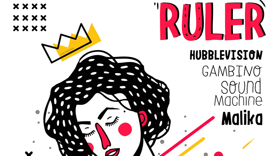 Gambino Sound Machine & Hublevission - Ruler (ft. Malika)
