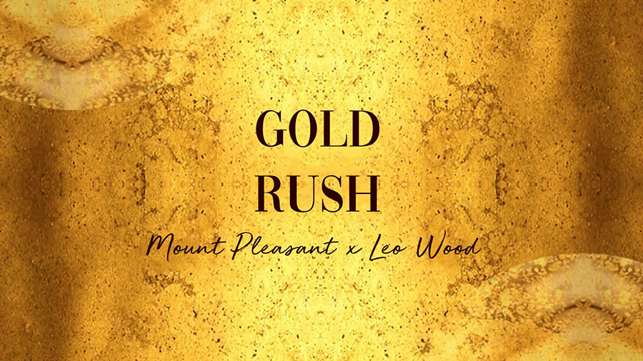 Leo Wood x Mount Pleasant - Gold Rush