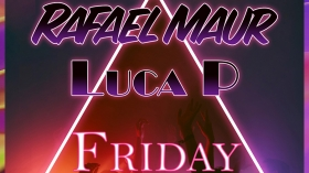 Neu in der DJ-Promo: Rafael Maur feat. Luca P - Friday