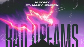 Jaxomy feat. Mary Jensen - Bad Dreams