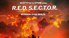 Music-Promo: 'Scotty & CJ Stone Present R.E.D. S.E.C.T.O.R. - Invasion over Berlin'