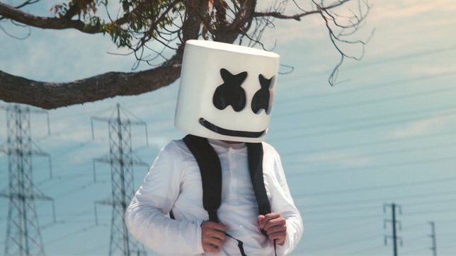 Musikvideo » Marshmello - Alone