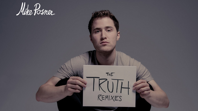 Mike Posner - Be As You Are (Jordan XL Remix)
